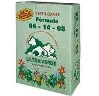 Fertilizante - 04-14-08 - ultra verde - 1 kg