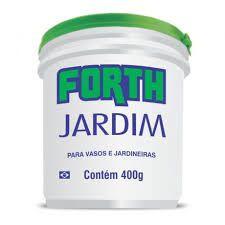 FERTILIZANTE FORTH - COQUEIRO - JARDIM - FRUTAS - HORTALIÇAS - ORQUIDEAS - 400 GR