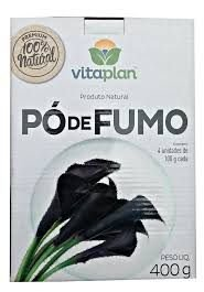 REPELENTE NATURAL PÓ DE FUMO - VITAPLAN - 400 GR