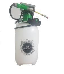 pulverizador manual agricola de plastico 5L the garden - 5 litros