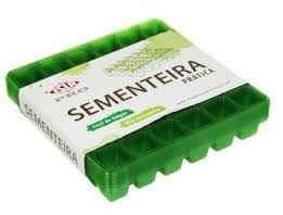 SEMENTEIRA - 1 BANDEJA COM 36 CELULAS E 15 CELULAS