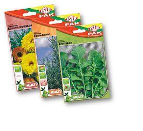 Sementes para Plantar - Linha Compreta de Sementes