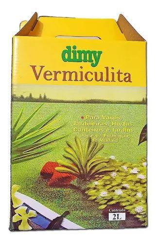 VERMICULITA SUBSTRATO DIMY - 2 L