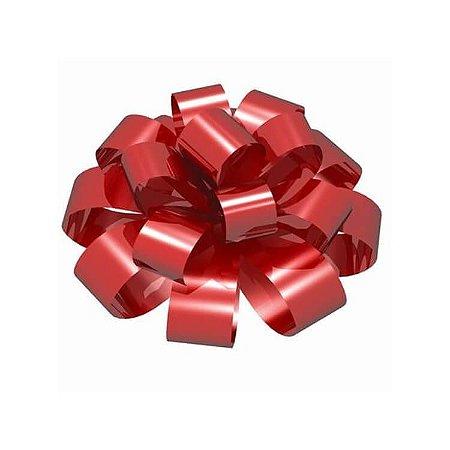 Laço bola - vermelho - 1 unidade
