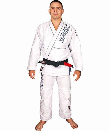 Kimono BJJ - linha RIP STOP cor Branco