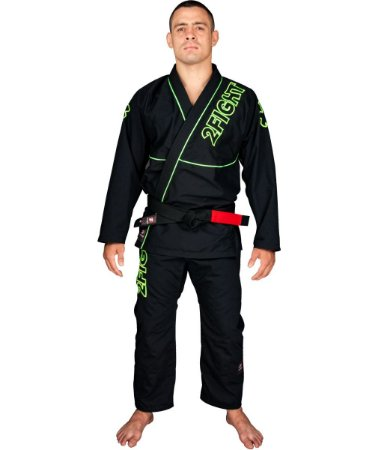 Kimono BJJ - linha RIP STOP cor Preto