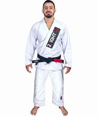 Kimono BJJ - linha TRADICIONAL cor Branco