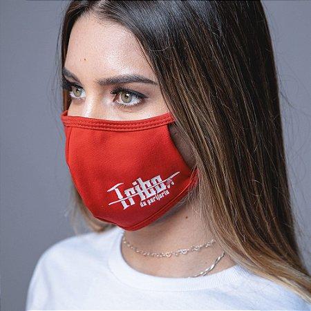 Máscara Tribo da Periferia Vermelha