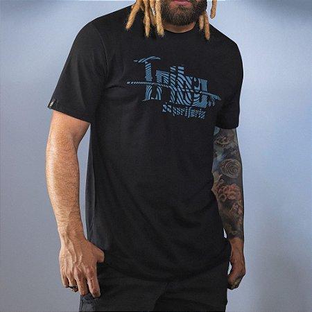 Camiseta Tribo Clássica Preta