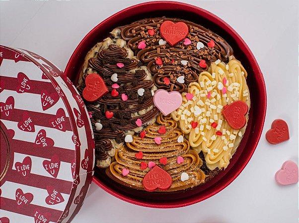 Caixa de Brownie