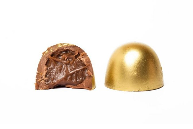 Bombons Ouro - 20 UNID