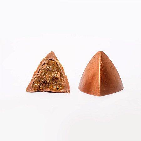 10 Pirâmides de Pão de Mel