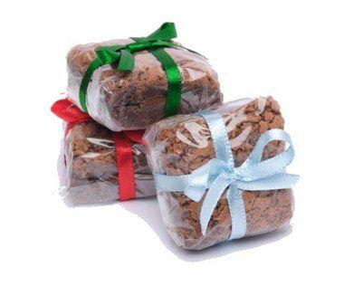 Brownies Embalados de Chocolate - 20 UNID