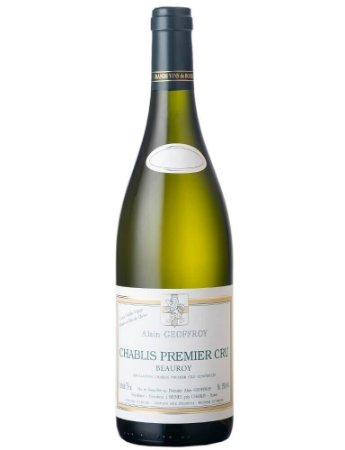 Alain Geoffroy Chablis 1Er Cru Beauroy Vieilles Vignes 2018