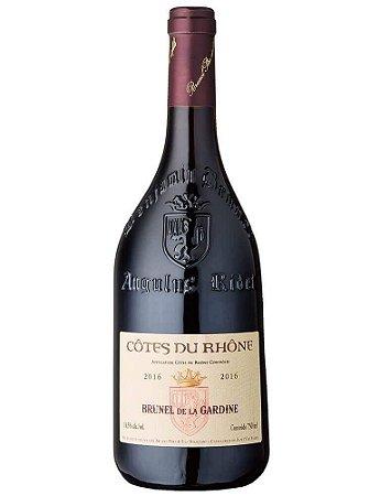 Brunel De La Gardine Côtes Du Rhône Rouge 2018