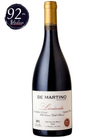 De Martino Old Bush Single Vineyard Limavida 2013