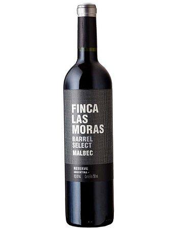 Las Moras Barrel Select Malbec 2018