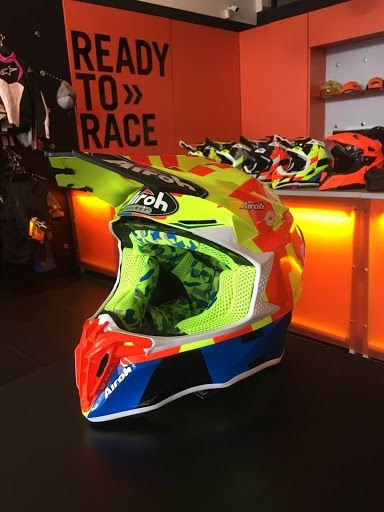 Capacete Twist 2.0 Frame Yellow Gloss M