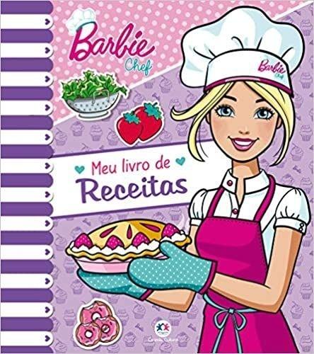 Barbie - Meu livro de receitas