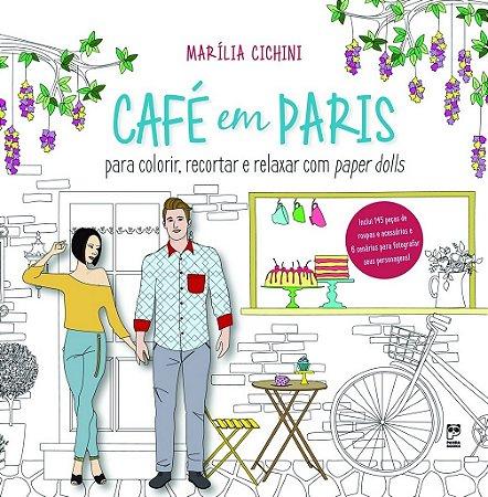 Café em Paris - Marília Cichini