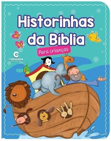 Historinhas da Bíblia - Histórias Bíblicas para Crianças
