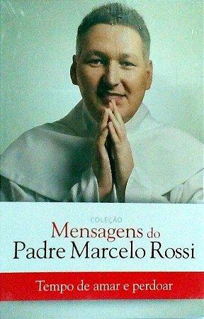 Livro Tempo de Amar e Perdoar - Padre Marcelo Rossi