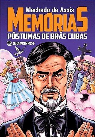 Memórias Póstumas De Brás Cubas em quadrinhos - Machado de Assis