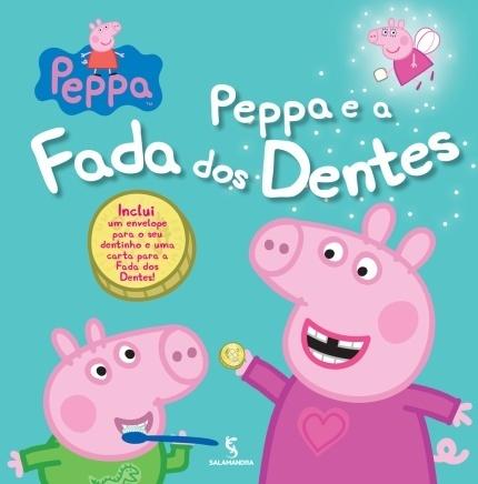 Peppa e A Fada Dos Dentes - Neville Baker