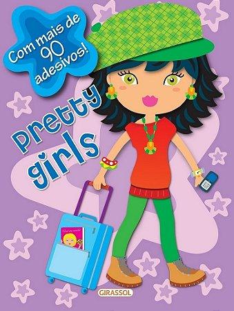Pretty Girls - Com mais de 90 adesivos