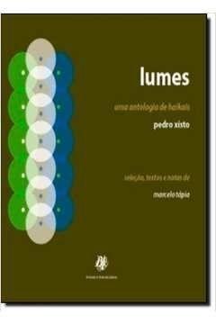 Livro Lumes - Pedro Xisto - Pedro Xisto