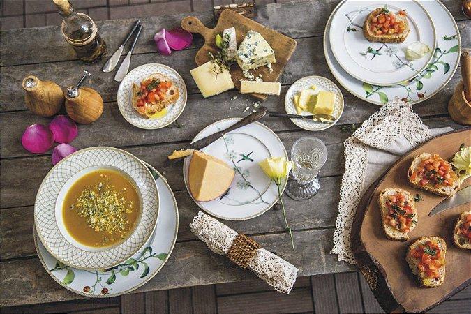 Aparelho de Jantar, Chá e Café 42 peças - Bela Fauna - Germer Porcelanas