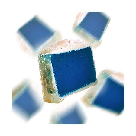 Sabonete de Glicerina Barra Marinha com Extrato de Algas (Combo com 02 Unid - 300 gramas)
