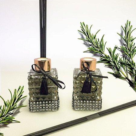 Difusor de Aromas Chá Verde e Alecrim Dourado  -  Linha Home
