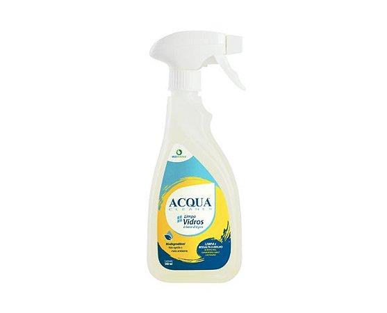 Limpa Vidros Acqua com Borrifador - 500 ml