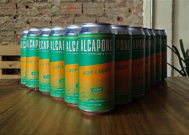 Hop Lager - Caixa 12 unidades