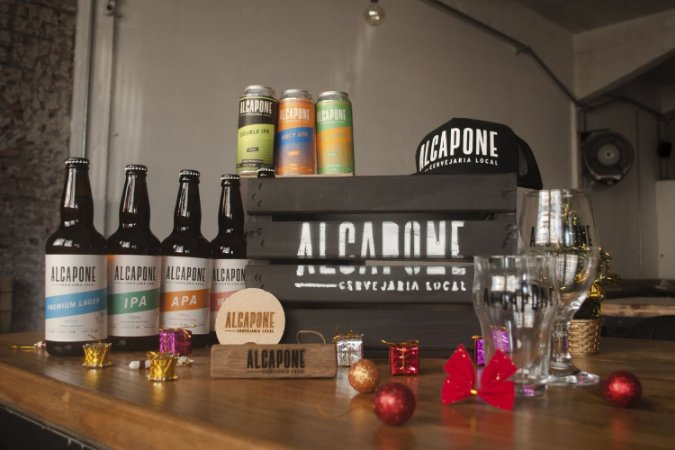 Kit Degustação Al Capone