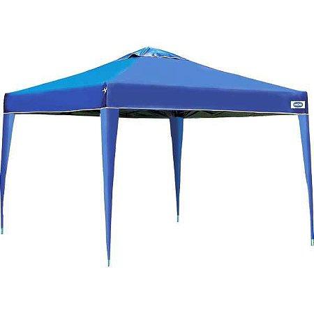 Acessório Para Piscina Tenda Gazebo X-Flex 3X3M Azul Mor