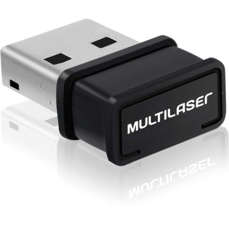 Adaptador Wireless Usb N 150 Mbps Multilaser