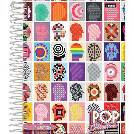 Agenda Foroni 2021 Pop Collection 176Fls. Foroni