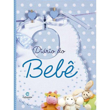 Álbum Do Bebê Menino 32Pags 21,5X28,5Cm. Culturama