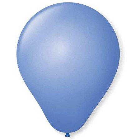 Balão Classic N.065 Azul São Roque
