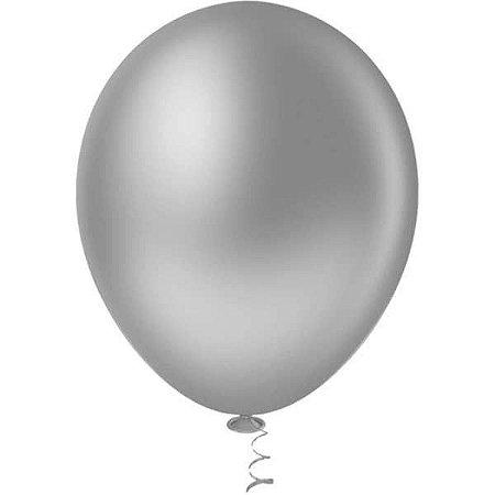 Balão Gran Festa N.090 Cinza Riberball