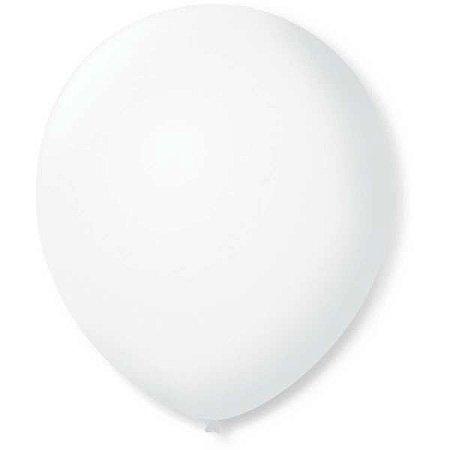 Balão Para Decoração Redondo N.09 Cristal São Roque