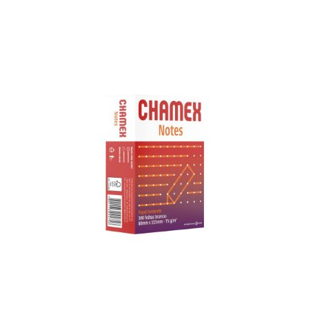 Bloco Para Recado Chamex Notes 80X115Mm 300Fls. International Paper