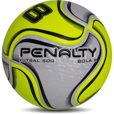 Bola De Futsal 8 X Bc/am Penalty
