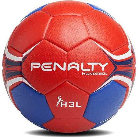 Bola De Handebol Hand Grip H3L Masc. S/c Az-Vm Penalty