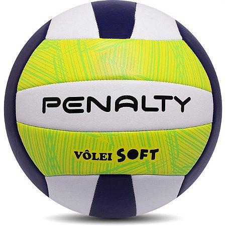 Bola De Vôlei Soft X Bc/vd/az Penalty