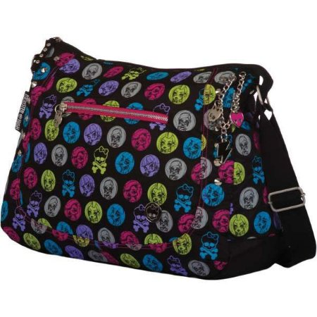 Bolsa Carteiro Monster High 1Bolso Sortidos Sestini