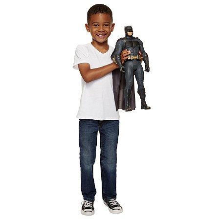 Boneco E Personagem Batman Liga Da Justiça 50Cm. Mimo