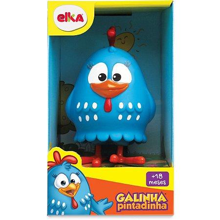 Boneco E Personagem Galinha Pintadinha 14Cm. Elka